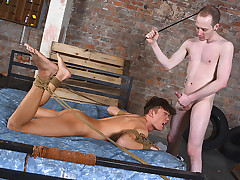 Justin Gets Another Rock hard Porking From Dom Sean! - Justin Blaber & Sean Taylor