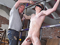 Fit Fresh Guy Billy Gets Used - Billy Rock & Sebastian Kane