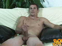 SBJO - Johnny Irish Plays with his giant manmeat